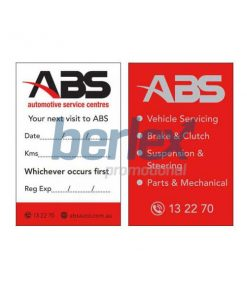 Lube Labels - Promotional Stickers